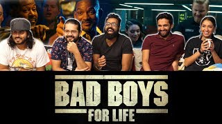 Bad Boys For Life - Official Trailer - Group Reaction