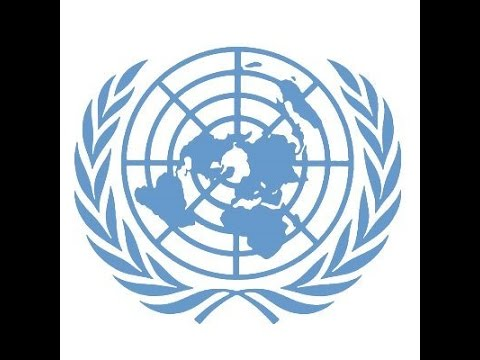 The United Nations Logo And Gods Plans For Our World Youtube