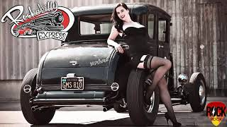 Top Classic Rock N Roll Music Of All Time - Best Rockabilly Rock And Roll Songs Collection