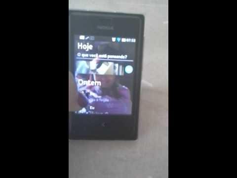 Nokia Asha 503 ( Brasil )