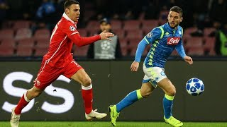 Napoli - Stella Rossa 3-1: ai partenopei serve un'impresa all'Anfield Road