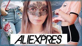 ОДЕЖДА С ALIEXPRESS | и не только одежда