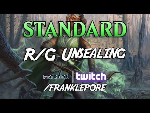 (Magic Online) Standard Leporatory: R/G Unsealing