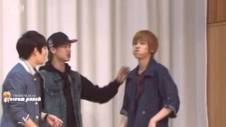130408 TEEN TOP NIEL CAP RICKY CHANGJO 틴탑 부산 팬싸인회 니엘 창조 캡 리키 Thumbnail