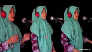 Video LAGU Asyik banget!!! Sholawat Judul NUROK Vokal-Uswatun Popes Putri Al-Iman Bulus download MP3, 3GP, MP4, WEBM, AVI, FLV Juli 2018