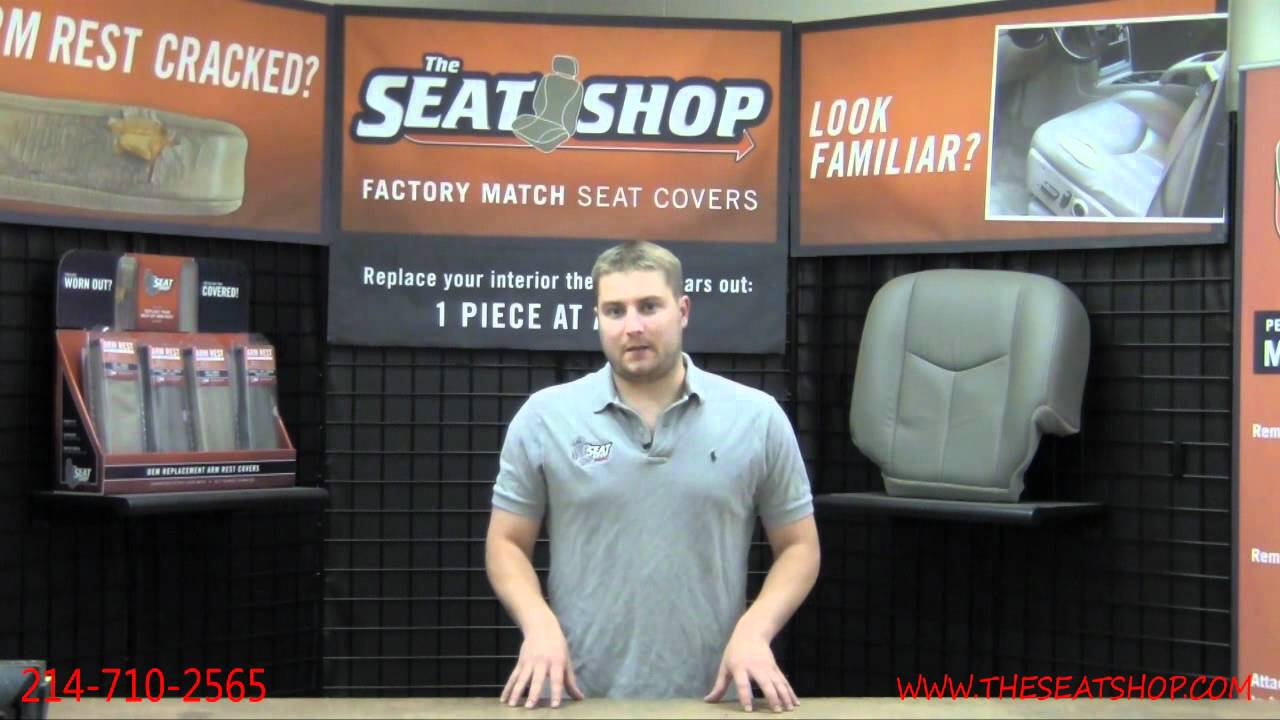 FORD EXPEDITION SEAT COVER EDDIE BAUER EDITION EXPLANATION 03 06