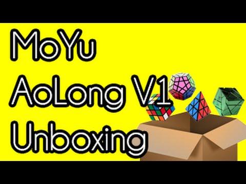 moyu-aolong-v1-(weilong-v3)-unboxing- -thecubicle.us