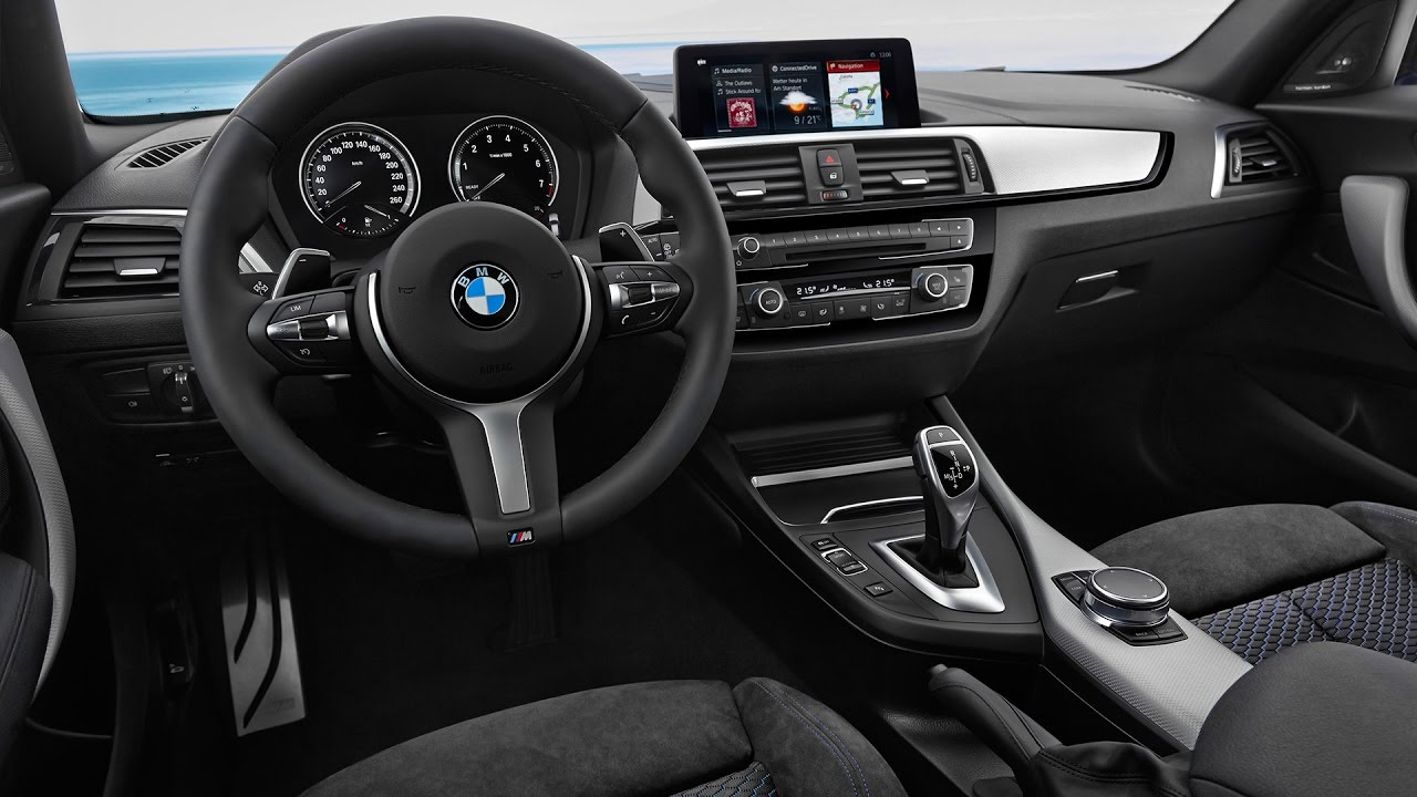 2018 bmw m140i xdrive interior revised 1 series 5 door youtube. Black Bedroom Furniture Sets. Home Design Ideas