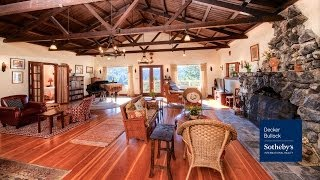 159 Tamarack Road - San Geronimo, CA | Marin County Real Estate
