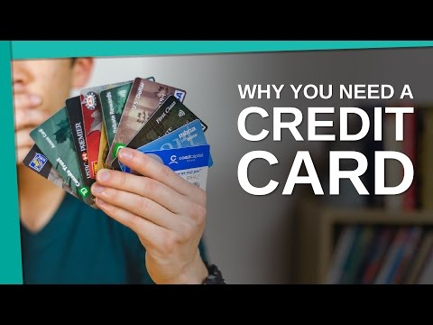 Why You Need a Credit Card - Young Guys Finance