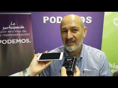 Rodríguez se muestra abierto a ceder las riendas de Podemos tras el mal resultado electoral