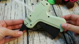 пистолет для бирок. Обзор
