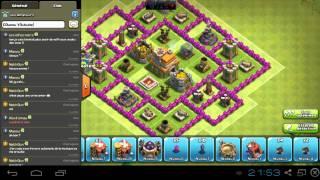 [Clash Of Clans]Faire Un Bon Village Hybride Hdv 7 !