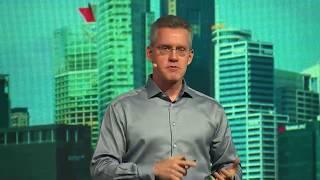 Technology for humanity, Steve Leonard (SGInnovate)