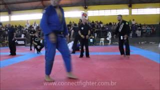Thiago Pereira vs Takashi Haguihara Centro Oeste de Jiu Jitsu   LJJB Connect Fighter