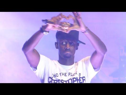 Black M - Chant Du Gros 2015 - Sur Ma Route - Live