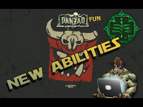 видео: panzar - какие лучше способности брать инквизитору?
