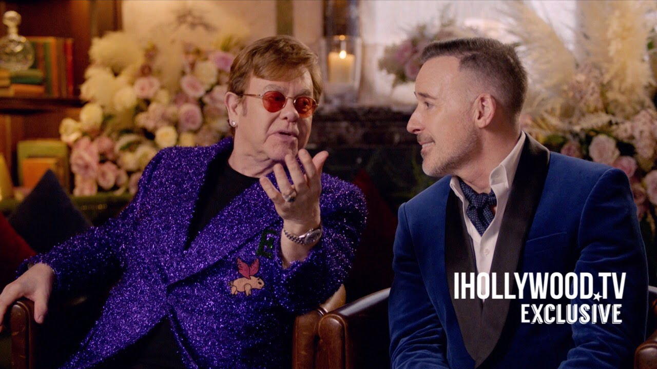 Download Neil Patrick Harris Interviews Elton John & David Furnish at Oscars Viewing Party 2021