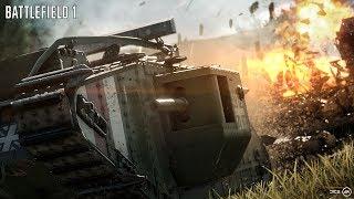 Battlefield 1- ПЕРВЫЙ ВЗГЛЯД
