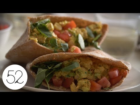 Curried Chickpea Sandwich Recipe on Food52