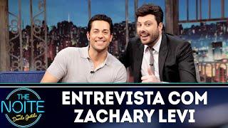 Baixar Entrevista com Zachary Levi | The Noite (02/04/19)
