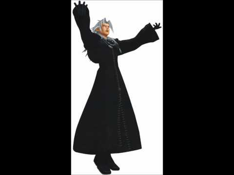 Paul St. Peter as Xemnas in Kingdom Hearts II (Dialogue Quotes)