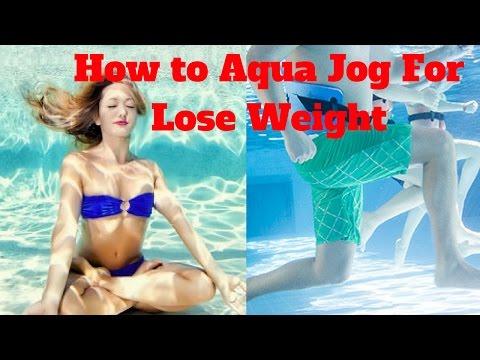 How to Aqua Jog For Lose Weight