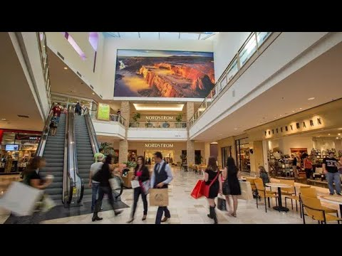 Phoenix mall Bangalore Biggest shopping destiny