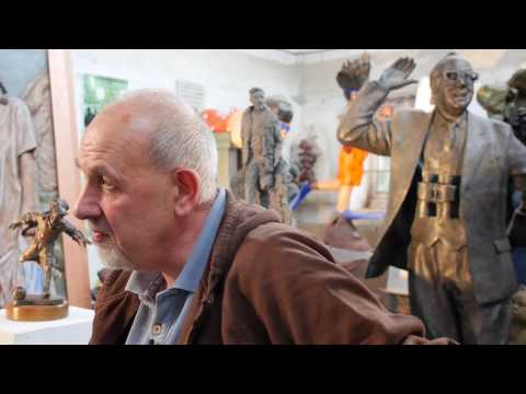 Graham Ibbeson Artist Overview Video | FORTAYmedia Video Production Sheffield