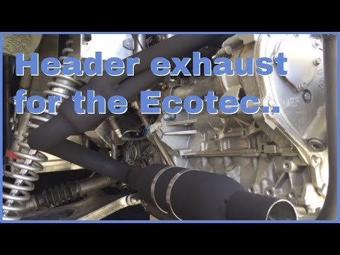 Header Exhaust Fabrication for the Ecotec