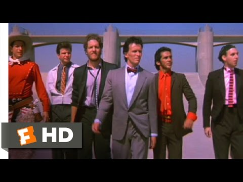 Adventures of Buckaroo Banzai 1111 Movie   Awesome Credits 1984 HD