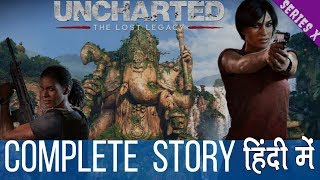 Uncharted 5 The Lost Legacy Complete Story In Hindi | #4