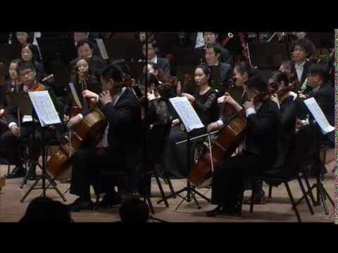 Mahler 5, Shanghai Symphony Orchestra conducted by Semion Bychkov (selections 1st, 2nd mvt)