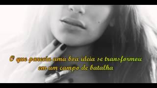 Lea Michele - Battlefield (Tradução)