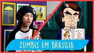 REACT ZUMBIS EM BRASÍLIA EP 1 - FEAT. BENE BARBOSA