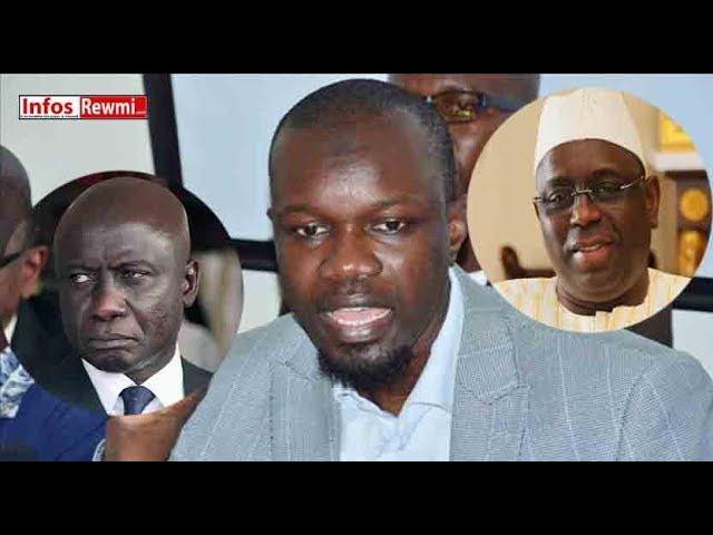 Mystique: Sonko ne sera pas président s'il.... (Seydina Alioune Cissé)