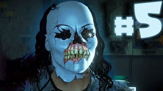 Maskeli Katil Kim ? | Until Dawn #5 [ Av ]