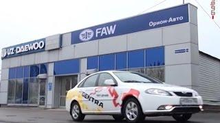Тест-драйв нового седана Daewoo Gentra