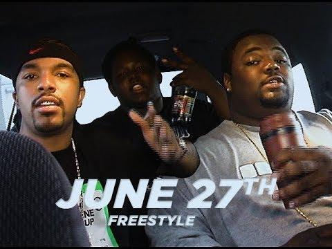 JUNE 27th Freestyle Big Pokey x Lil' Flip x Big Shasta • DJ Screw Soldiers United for Cash DVD