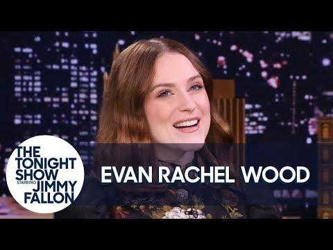 Evan Rachel Woodand James Marsden Rehearse Westworld Like Anchorman