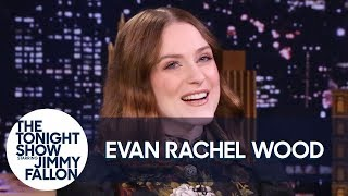 Evan Rachel Wood and James Marsden Rehearse Westworld Like Anchorman