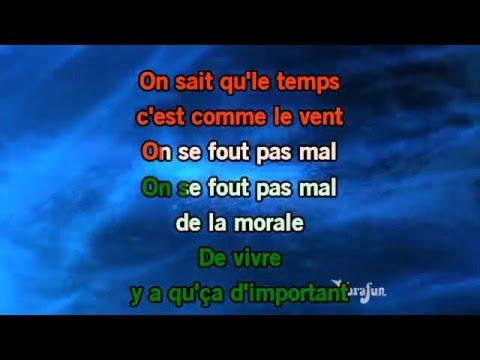 Karaoké Les rois du monde - Roméo et Juliette *