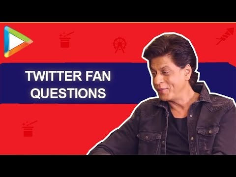 Shah Rukh Khan: RaOne INSPIRES me to make a SEQUEL of... | Twitter Fan Questions | Zero