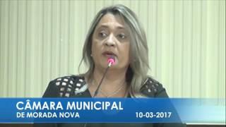 Rose Mayre Pronunciamento 10 03 2017