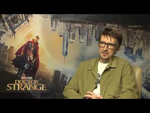 Scott Derrickson: Take risks with the Superhero Genre - Doctor Strange interview
