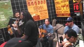 "Arise Roots - ""Lost In Your Ocean"" - acoustic (11/22/14)"