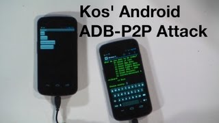 Hak5 - Extreme Android and Google Auth Hacking with Kos, 1205.1