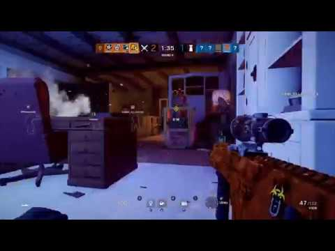 WORLDS GREATEST CONSOLE PLAYER - Rainbow Six Siege Montage