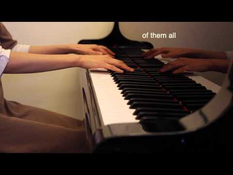 Bee Gees First of May【Piano Cover】