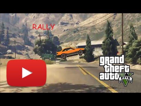 GTA 5 Snow Rally
